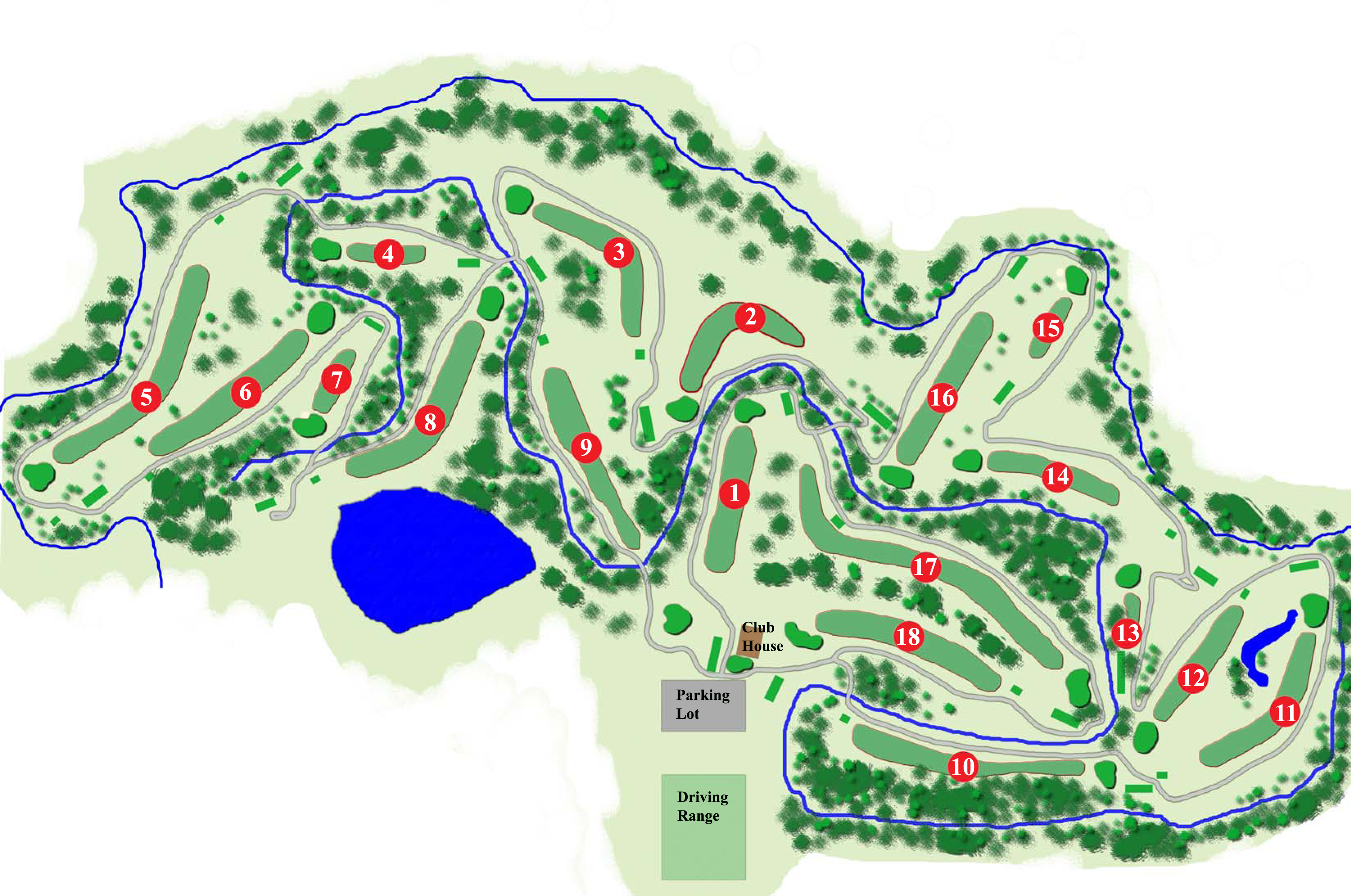 Course Map | Pheasant Country Golf on golf packages, modern art map, volleyball map, golf holidays, us road map, civilization world map, golf tours, golf real estate, football soccer map,